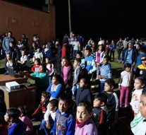 Emotiva noche de Expresión Artística en Monte Vera