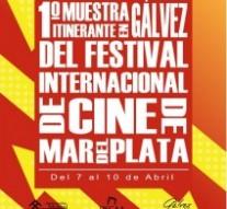 Del 7 al 10 de abril, lo mejor del cine en Gálvez
