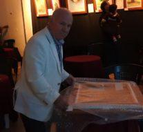 Gessler: El Prof. Juan Antonio Kluczkiewicz expuso en Crespo (Entre Ríos)