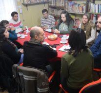 Encuentro de la Usina Cultural IV en la ciudad de Recreo