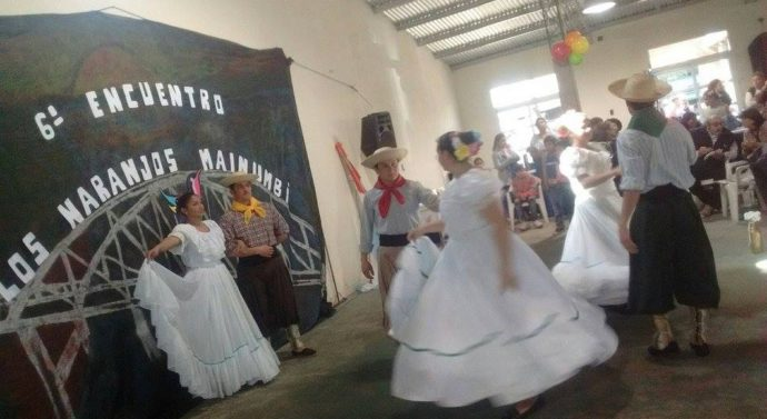 Arroyo Leyes: «6to Encuentro de Danzas Folclóricas «Los Naranjos»