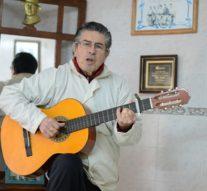 Recreo: Atilio Córdoba le cantará a su pueblo
