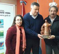 """Monte Vera recibió al premio """"Julio Migno"""""""
