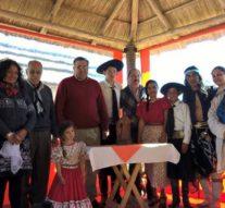 """Arribó el premio """"Julio Migno"""" a la localidad de Arroyo Leyes"""