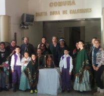 """El Premio """"Julio Migno"""" llegó a Santa Rosa de Calchines"""