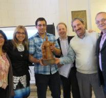 """El premio """"Julio Migno"""" ya llegó a la comunidad de Gessler"""