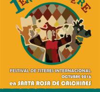 Festival de Titeres Internacional en Santa Rosa de Calchines