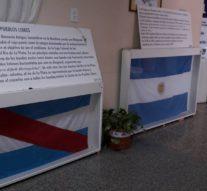 """""""Las Banderas de Belgrano"""" visitaron Monte Vera"""