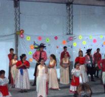 Arroyo Leyes: El Grupo de Danzas Mainumbí cerró un año de integración