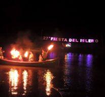 Santa Rosa de Calchines vivió su Fiesta del Islero