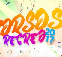 """Ya llegan los """"Corsos Recreo 2017"""""""