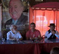 En conferencia de prensa se presentó la Jineteada Nocturna en Santa Rosa