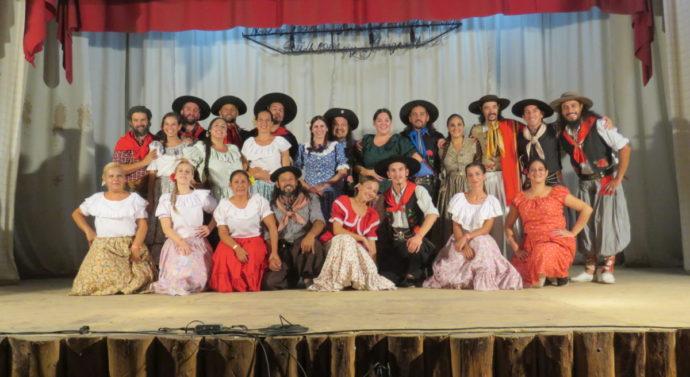 Finalizó el Festival Gessler Folklore para todos