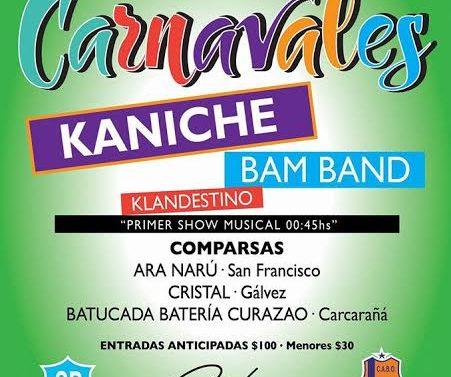 "Llegan los ""Carnavales Galvenses 2017"""