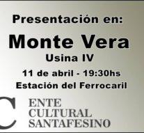 """En Monte Vera se presentará el """"Plan 2017"""" del Ente Cultural Santafesino"""