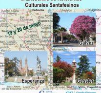 Llega el «III Encuentro de Referentes Culturales» al centro de la provincia