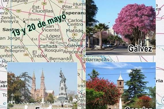 """Llega el """"III Encuentro de Referentes Culturales"""" al centro de la provincia"""