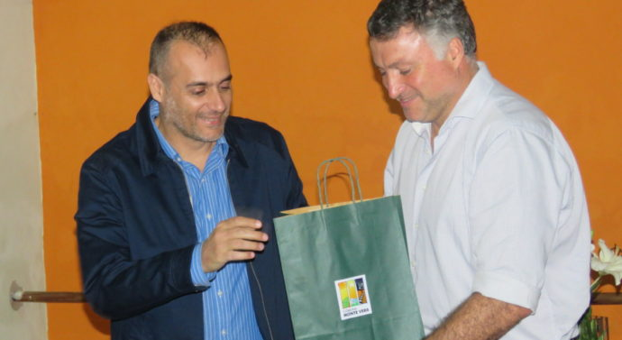 En Monte Vera se presentó a la Usina IV del Ente Cultural Santafesino
