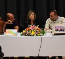 """""""Historias de Poetas Santafesinos"""" inició el ciclo 2017 en la ciudad de Recreo"""