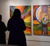 """Recreo: Se inauguró la exposición """"Al encuentro de símbolos nativos"""""""