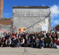El «III Encuentro de Referentes Culturales Santafesinos» pasó por el centro de la provincia