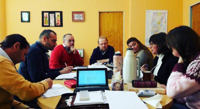 En Santa Fe se reunieron los Directores de las Usinas Culturales