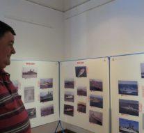Gálvez: Presentan Muestra sobre Malvinas, realizada por ex combatientes locales