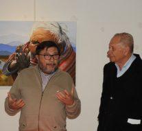 Gálvez: Inauguración de Óleos enel Museo Municpal Ruffinengo
