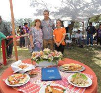 """La 8va edición de la """"Fiesta del Sábalo"""" se desarrolló en el Paraje de Los Zapallos"""