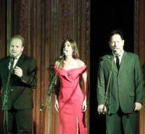 """""""Opera Studio"""" se presentó en el marco de las Fiestas Patronales de Gálvez"""