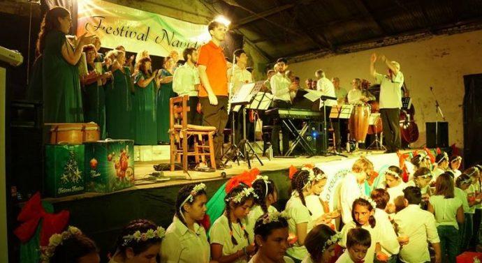 Gálvez: Feria Navideña y Concierto Navideño