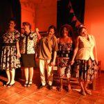 """Gálvez: """"El Museo de las Legítimas"""" se presentó en el Ruffinengo"""