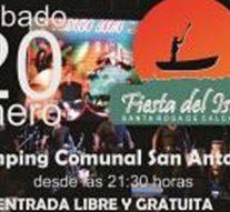 Santa Rosa de Calchines celebra la Fiesta del Islero