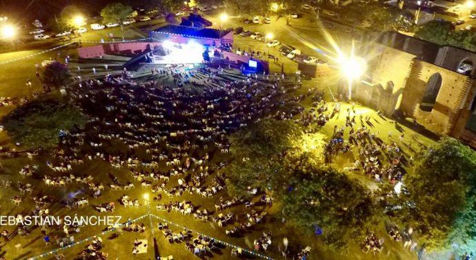 """El Primer """"Picnic Nocturno Solidario"""" fue todo un éxito en Gálvez"""