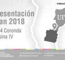 """El Ente Cultural Santafesino anunciará en Coronda el """"Plan 2018"""" junto a la Usina IV"""