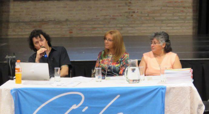 Presentación de Programas y convocatorias locales y del Ente Cultural Santafesino