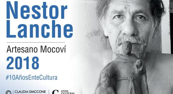 La comunidad de Larrechea recibe el Taller y la Muestra Mocoví de Néstor Lanche