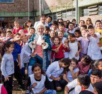 «Mozart va a la Escuela» pasó por Helvecia