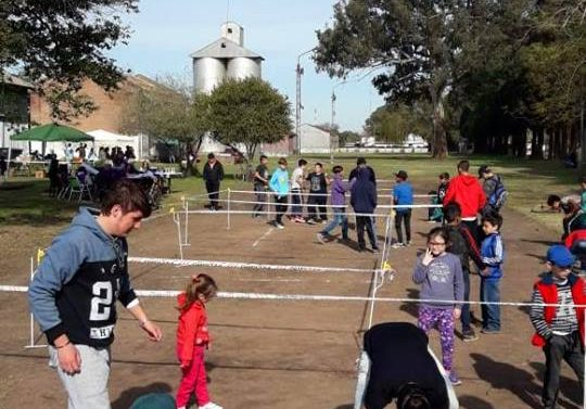 """Barrancas vivió una tarde en familia junto al """"2° Torneo Provincial de Bolitas"""""""