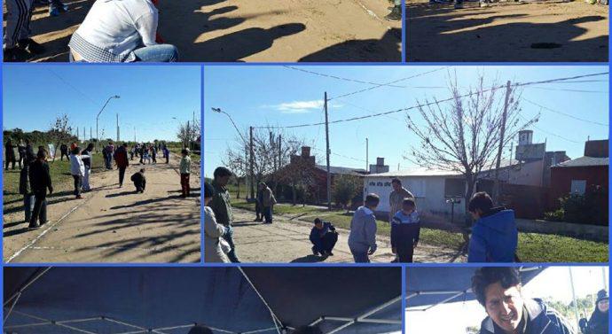 """Con más de 100 participantes se jugó el """"2° Torneo Provincial de Bolitas"""" en Coronda"""