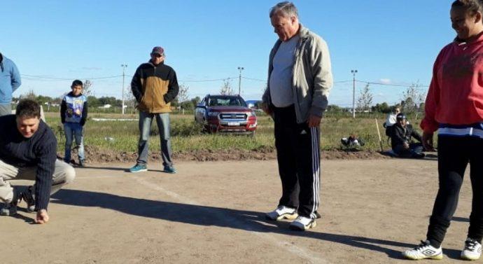"""La ciudad de Gálvez ya tiene a los ganadores del """"2° Torneo Provincial de Bolitas"""""""
