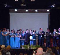 Se llevó a cabo el 47º Festival de Coros de la ciudad de Gálvez