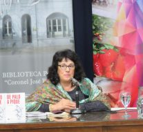 La obra del poeta Julio Migno llegó a la ciudad de Coronda