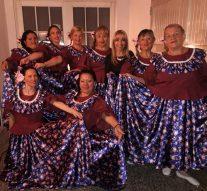 """El Grupo """"A la Voz de Aura"""" de Larrechea participó en Coronda"""