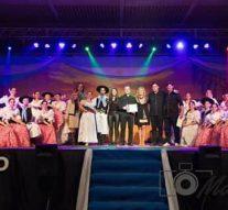 Se llevó a cabo con total éxito el  23° Encuentro Nacional e Internacional de Danzas Folklóricas