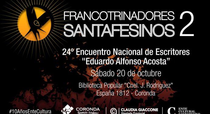 """Los """"Francotrinadores Santafesinos"""" llegan a la ciudad de Coronda"""