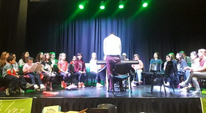 Nueva edición de Encuentro Coral de Niños y Jóvenes del Coro Polifónico Municipal
