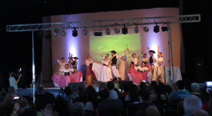 """Imponente """"Fiesta de los Pueblos"""" se vivió en Coronda"""
