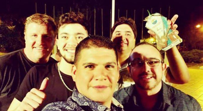 «Positivo Folk» ganó como grupo Folkórico del Pre Festival del Pescador
