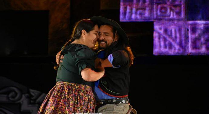 La pareja Saucedo-Moreno es Campeona del Pre Cosquín 2019.